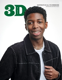 An image of the cover of the August 2019 3D Magazine