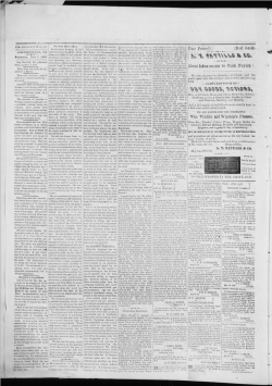 A newspaper from the 1880s