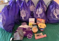 West House Welcome Bags!