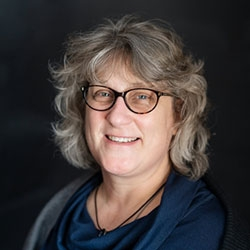 A photo of the Irving Institute's Academic Director, Amanda Graham