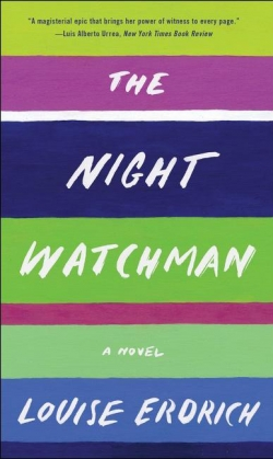 Book cover of 'The Night Watchman'