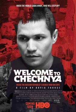Chechnya movie poster