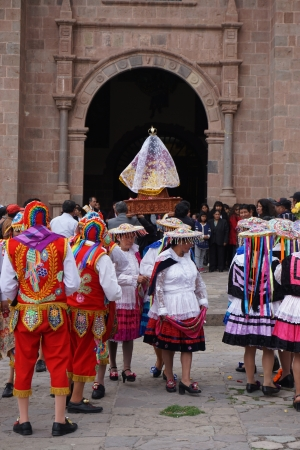 Marriage in Peru