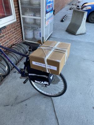 Nick's Bike