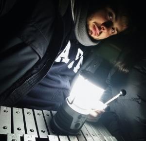 Glockenspiel at Night