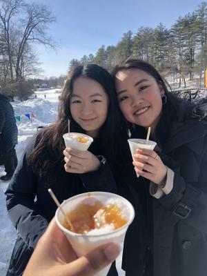 Sugar on Ice
