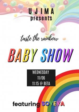 Ujima Baby Show Ad