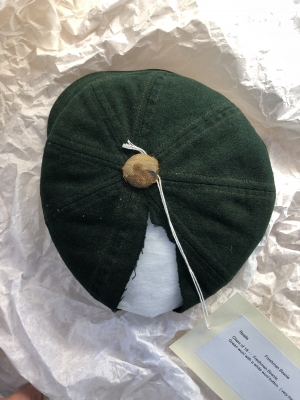A relic of Dartmouth's past: A freshman beanie from 1918.