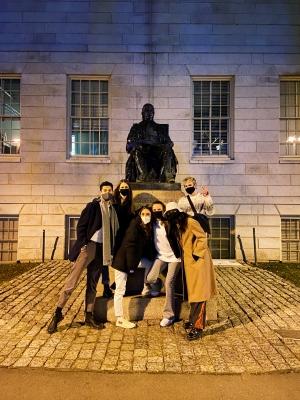 Boston Friends