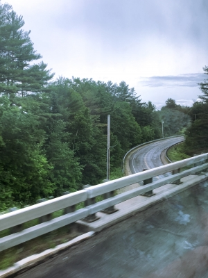 Road to Dartmouth