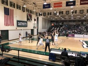 Dartmouth vs Harvard home game