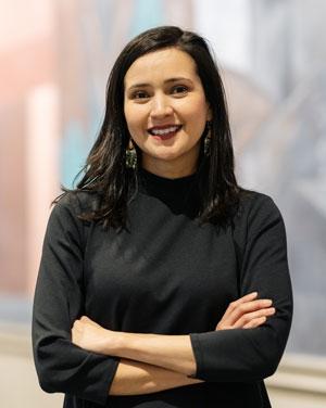 Tatiana Reinoza portrait