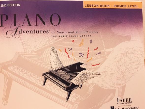 piano book faber
