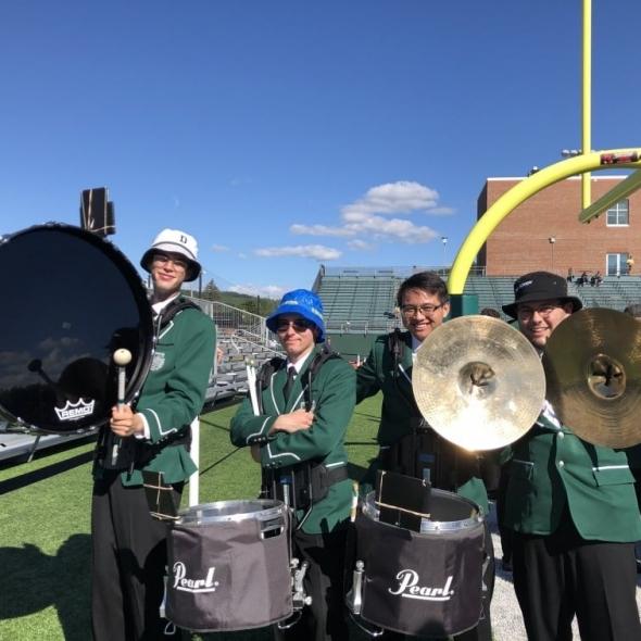 DCMB Drum Section