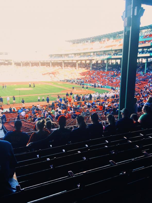 Detroit Tigers vs Boston Red Sox