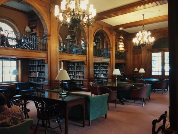Sanborn Library