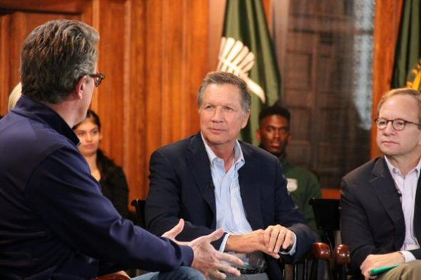 Candidate Joe Kasich on Morning Joe