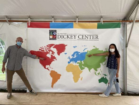 the dickey center