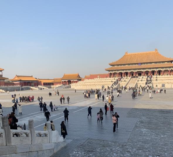 China Forbidden Palace