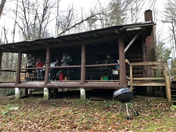 Hinman cabin