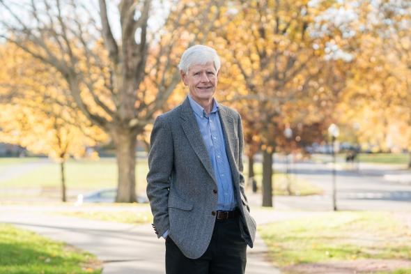 Lead author Jay Hull