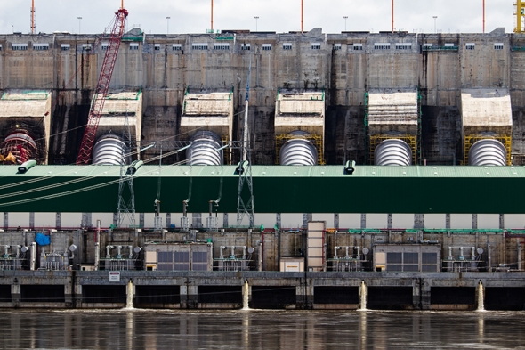 The Belo Monte Dam