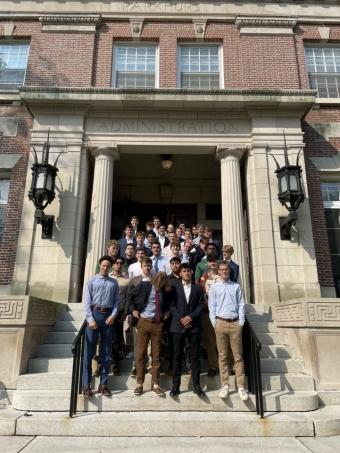 Dartmouth matriculation