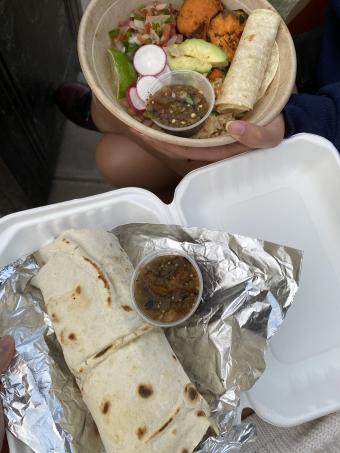 Burrito from theBox!