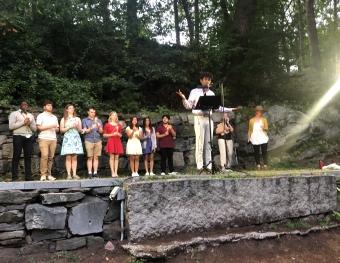 Twilight Ceremony Speech