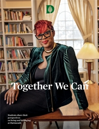 An image of the cover of Together We Can 2021